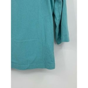 Orvis Tops - Orvis womens medium top knit stretch 3/4 sleeve
